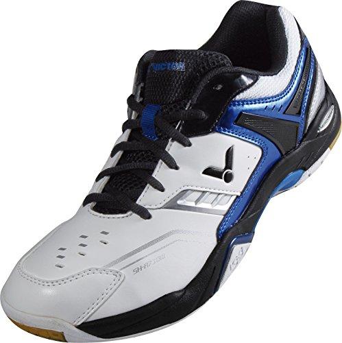 VICTOR Badmintonschuh SH-A710 white / blue - Größe 44