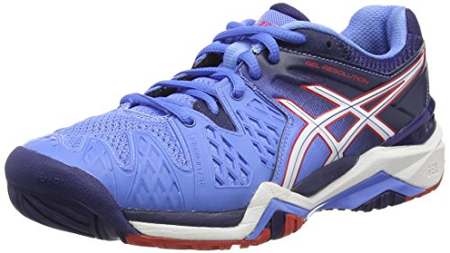 Asics Gel-resolution 6, Damen Tennisschuhe