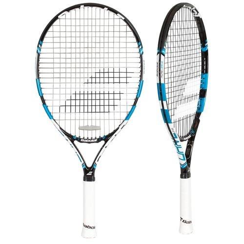 Babolat Pure Drive Junior 23Schläger Tennis, Unisex Kinder, schwarz/blau, 000