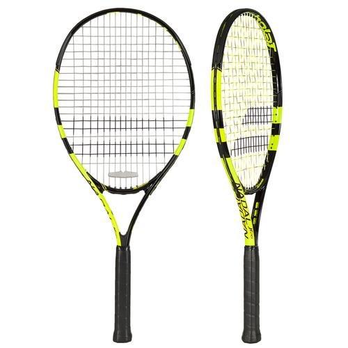 Babolat Tennisschläger Nadal Junior 26, schwarz, 0, 140179-142