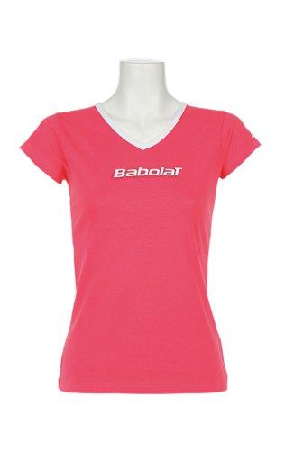 Babolat Damen Tennis Shirt Training rosa