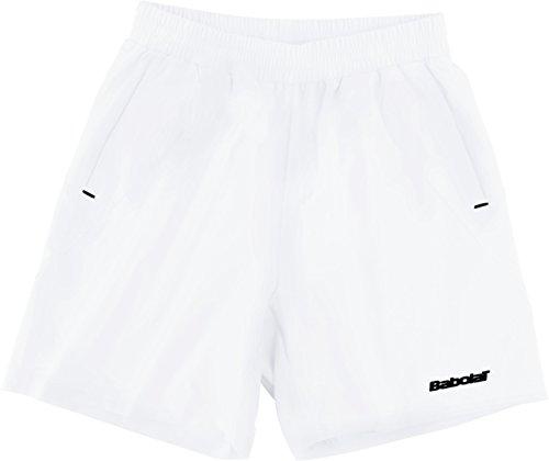 Babolat Shorts Match Core, Weiß, L, 3MS16061-101