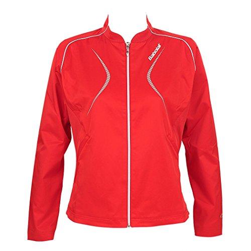 Babolat Damen Trainingsjacke Club Women, rot, M, 41F1225-104