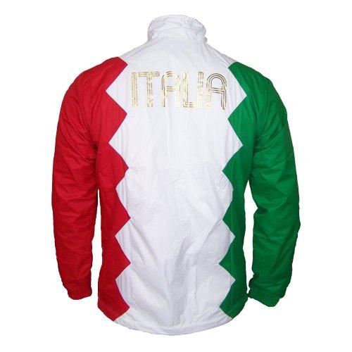 Adidas Mens Italy Italien E12 Colorado Jacket Jacke Größe L -