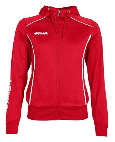 Reece Core TTS Kapuzen Jacke Hockey Damen rot rot, S -