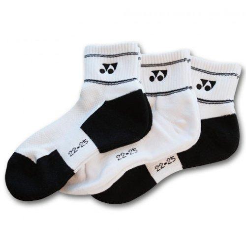 Yonex W-8423 Socks 3 Pack, Size- M