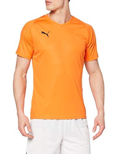 PUMA Herren Jersey Shirt, Orange (GOLDEN POPPY), 52/54 (Herstellergröße: L)