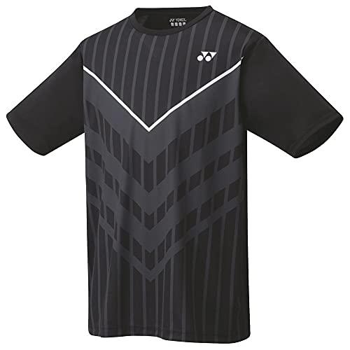 YONEX Men's Shirt 16504, schwarz - schwarz, M