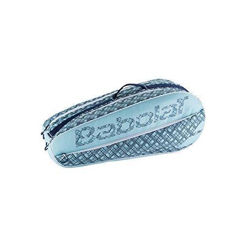 Babolat Racket Holder X6 Classic Club Schlägertaschen, Blau, One size