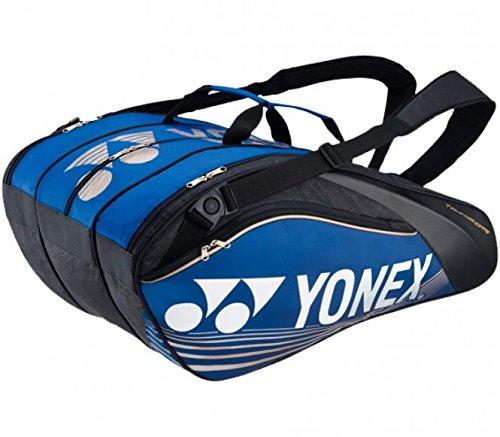 Yonex Uni Pro Racket Thermobag 12er Schlägertaschen, Blau, 70 x 50 x 10 cm, 0.4 Liter