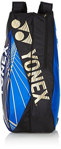 Yonex Schlägertasche Pro Racket Thermobag 6er, blau, 78 x 28 x 34 cm, 74 Liter, H96266-11