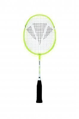 Carlton Iso Maxi Blade 4.3 Schläger Junior Schule Club Alle Level Badmintonschläger - Mehrfarbig, MINI BLADE 53cm