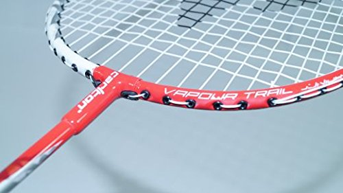 Carlton Vapour Trail Junior Badmintonschläger Kinderracket strung -